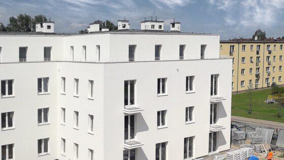 Wnioski o mieszkanie w Łowiczu złożyły 322 gospodarstwa domowe